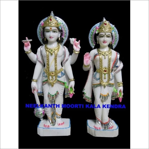 vishnu laxmi goddess