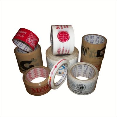 Trancy Logo Printing BOPP Tapes