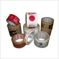 Trancy Logo Printing BOPP Tapes