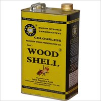 Colourless Wood Preservation Oil