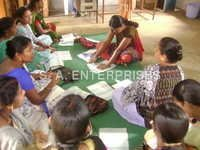 Sanitary Napkins Training in Orissa