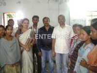 Sanitary Napkins Training in Orissa