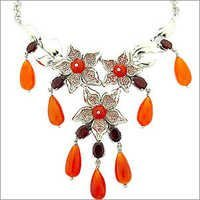 Silver Designer Necklace Manufacturer