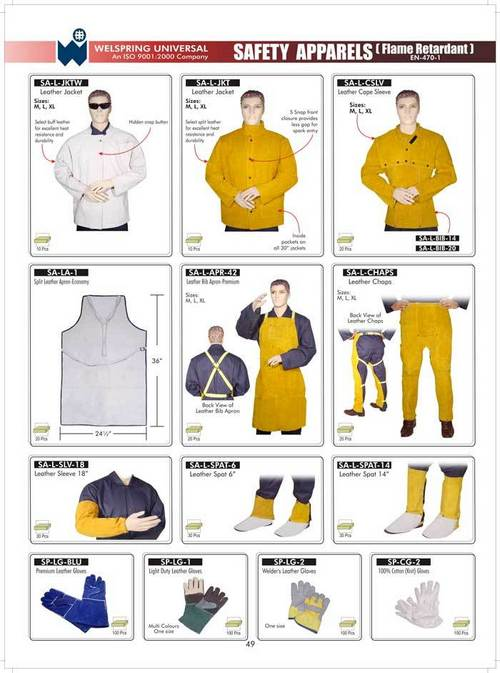 Safety Apparels -2