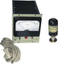 Analog Pirani Vacuum Gauge
