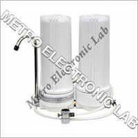Two Stage Drinking Water Filter