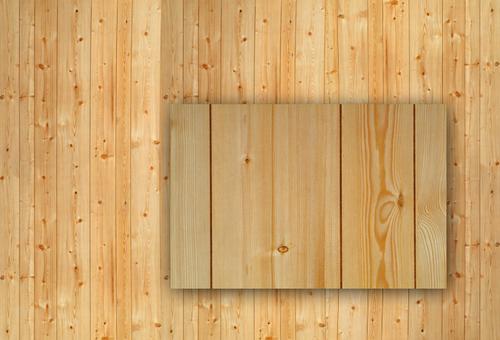 Pine Wood Wall Paneling