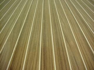 Teak Wood Panel