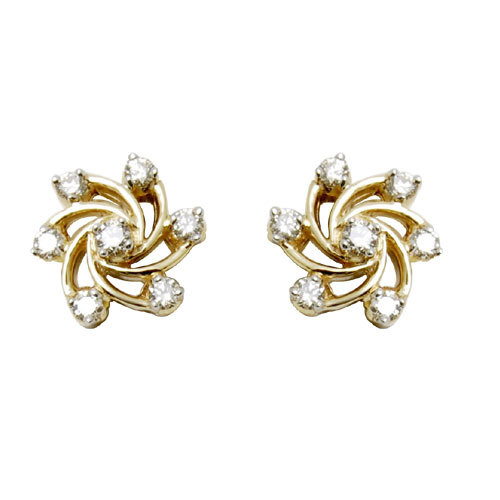 14k gold jewellery, 14k and 10k gold jewellery wholesale, gold jewellery earring