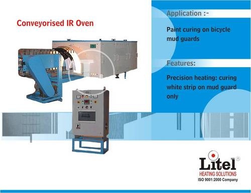 IR Conveyorised Oven