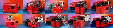 Bentone oil and gas burners