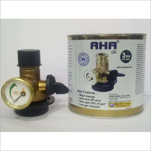 Aha Gas Safety Device With Tin Box