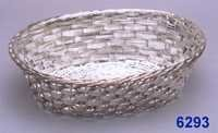 Metal Basket Bowl