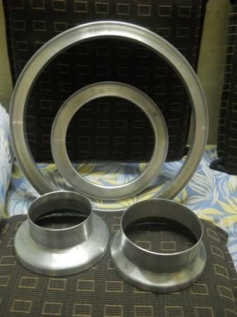 Industrial Air Flanges