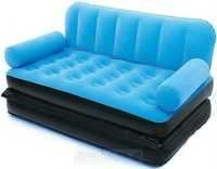 Velvet Sofa Bed 5 in 1