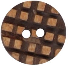 Designer Cocount Button