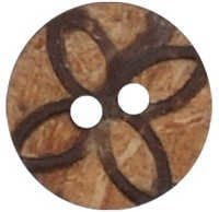 Designer Coconut Button
