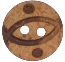 Designer Coconut Button