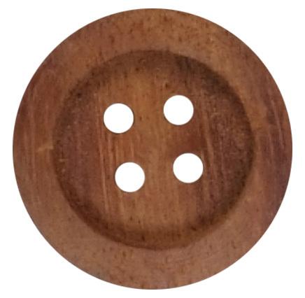 Designer Wooden  C Button