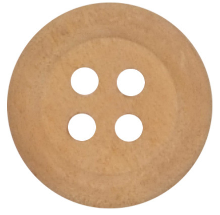 Designer Wooden Button