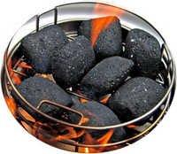 100% Natural Coconut Shell Charcoal Briquette
