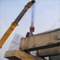 Hydraulic Cranes Rental