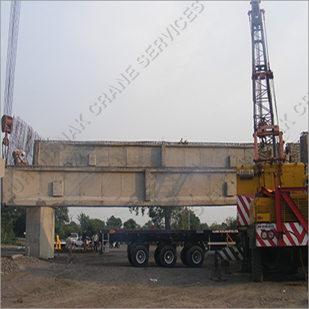 Hydraulic Cranes On Hire
