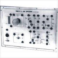 Triac A.C. Line Switching