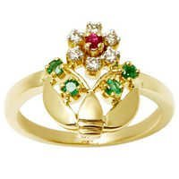 Colored Diamond Jewelry, Color Diamond Ring Jewelr