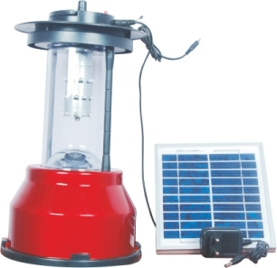 Diamond Solar Lamp with Panel