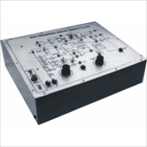 SCR Triggering Circuit Using IC TCA-785