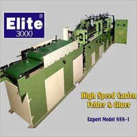 High Speed Carton Folder Gluer