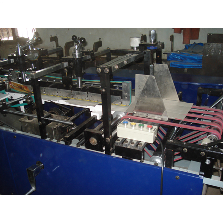 Automatic Carton Folding Machine