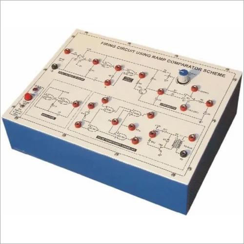 Firing Circuit Using Ramp Comparator Scheme