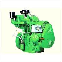 Air Cooled Blower Type Diesel Engine