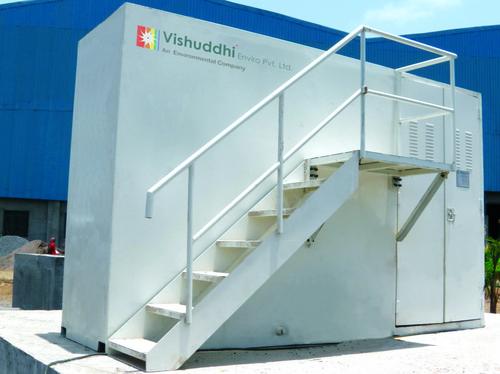 Hybrid Package Sewage Treatment Plant