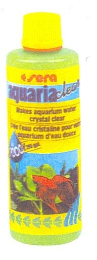 Sera Aquaria Water clear