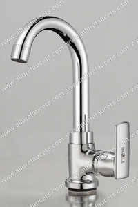 SWAN NECK TAP  WITH SWINGING SPOUT