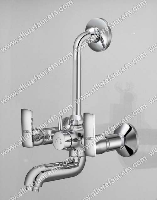 WALL MIXER L BEND