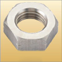 SS Pipe Nuts