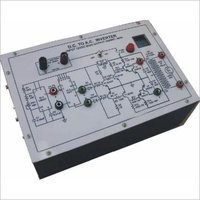 D.C. To A.C. Inverter (Input 12V DC 80AH Output 230VAC, 40W)