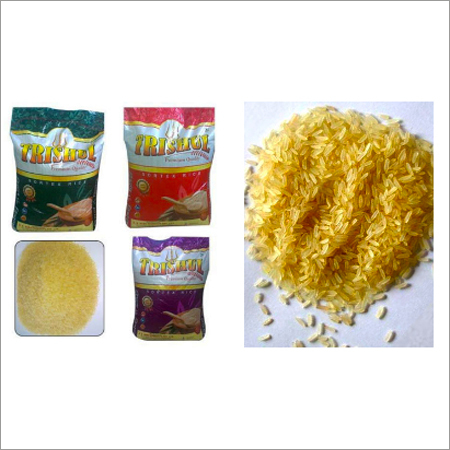 Parboiled Long Grain Rice (Minikit)