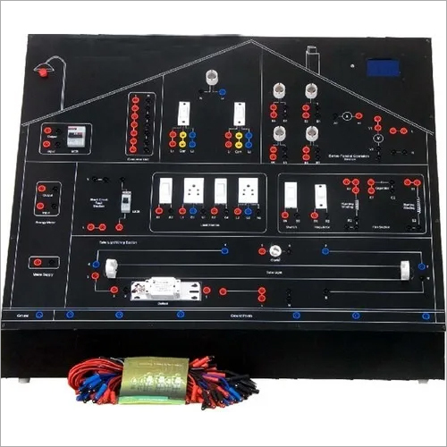 Home Electrical Wiring Training System