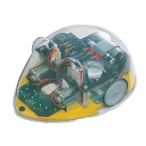 Line Tracking Mouse (Light Sensor)