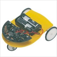 Sound Reversing Car (Sound Sensor)