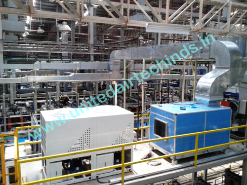 Industrial Hot Air Supply Systems
