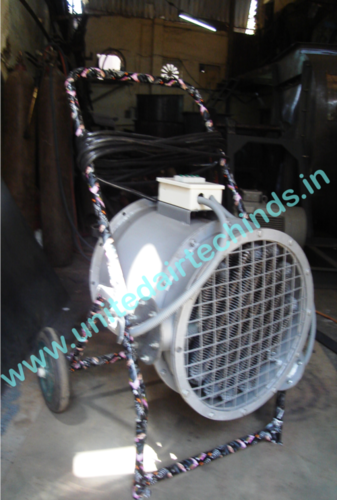 TROLLEY TYPE AXIAL FAN