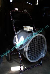 Trolley Type Hot Air Axial Fan