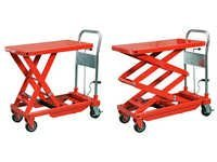 Hydraulic Scissor Lifts