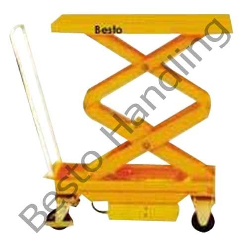 Hand Operated Lift Tables